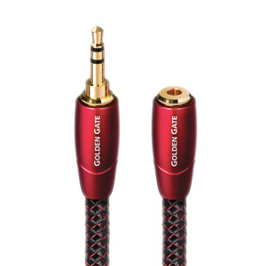 AudioQuest Golden Gate Interconnect 3.5MM to 3.5MF