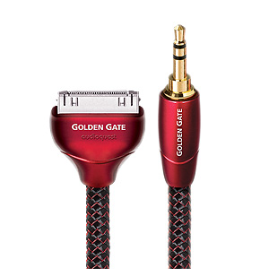 AudioQuest Golden Gate Interconnect iPod to 3.5MM