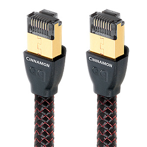 AudioQuest Cinnamon RJ/E Ethernet Cable