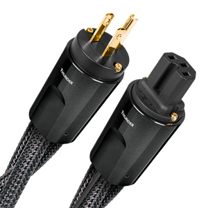 AudioQuest Thunder High Current Power Cord