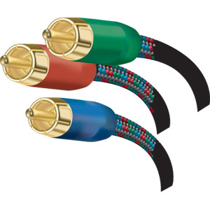 AudioQuest YIQ G Component Video Cable