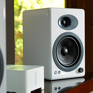 Audioengine A5 + Powered Multimeda Speaker System