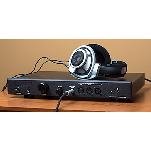 Bryston BHA 1F Headphone Amplifier