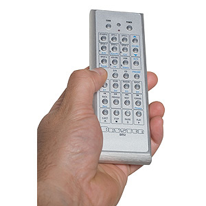 Bryston - BR2 - Multi-Product Hand-Held Remote