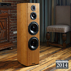 Bryston Middle T 3 Way Tower Speaker-Audio Advisor