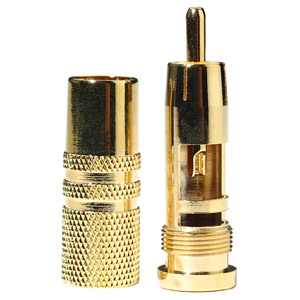Cardas Gold RCA 9mm Each