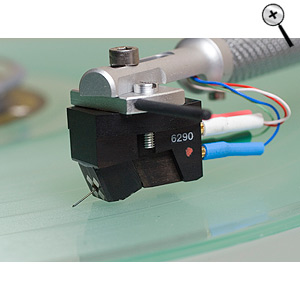 Clearaudio - Symphony V2 - MC Cartridge