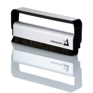 Clearaudio Carbon Fiber Record Brush