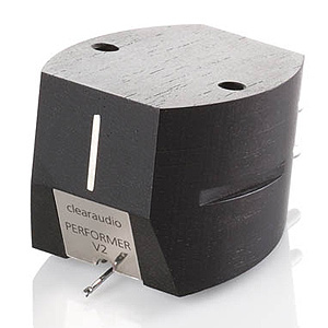 Clearaudio Performer v2 Ebony Moving Magnet Phono Cartridge