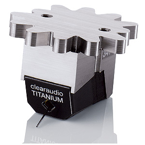 Clearaudio Titanium V2 Moving Coil Phono Cartridge