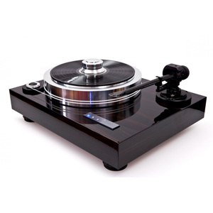 EAT Forte S with C-Note Tonearm