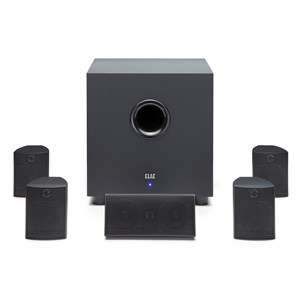 ELAC Cinema 5  5.1 Home Theater System