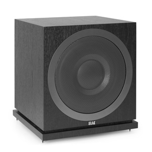 ELAC Debut 2.0 3010 10 Inch Powered Subwoofer with AutoEQ