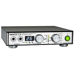 Grace Design - m903 - Reference Headphone Amplifier / DAC