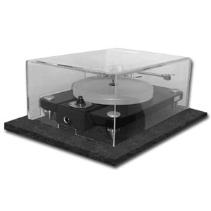 Gingko VPI Traveler TR Table Top Dust Cover Clear