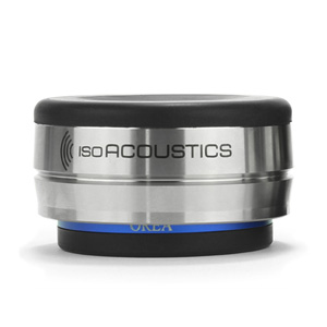 IsoAcoustics OREA Indigo Isolation Puck