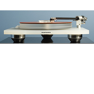 Marantz TT 15S1 Turntable with ClearAudio Virtuoso Moving Magnet Phono Cartridge