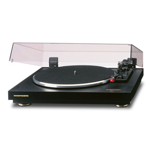 Marantz - TT42 Fully Auto Belt Drive TT with Phono EQ