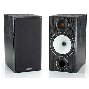 Monitor - Bronze BX-2 - 2-Way Bookshelf Speakers - Demo