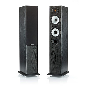 Monitor Audio - Bronze BX-5 2 1/2-Way Floorstanding Speaker  - Demo