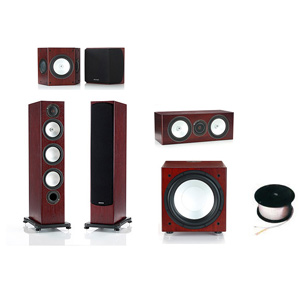 Monitor Audio - Silver - RX8 System