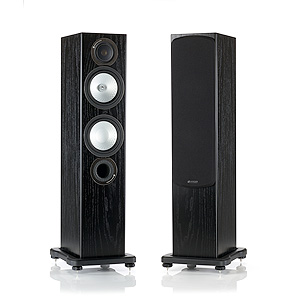 Monitor Audio - Silver RX-6 2 1/2-Way Floorstanding Speaker