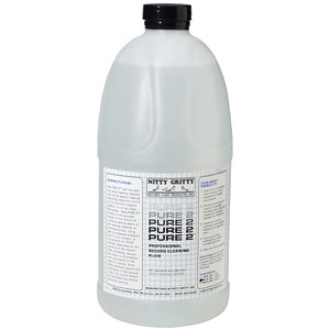 Nitty Gritty Pure 2 Record Cleaning Solution