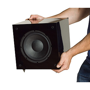 NHT Super8 Mini Subwoofer