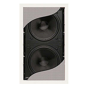 PSB CW S8 In Wall Dual Passive Subwoofer 8 Inch