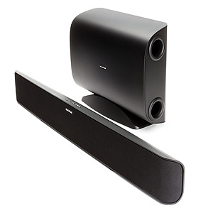Paradigm - Shift - Soundtrack System - Soundbar & Subwoofer