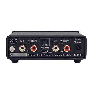 Pro-Ject - Phono Box USB DC - Phono Preamplifer