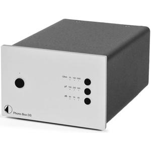 Pro-Ject Phono Box  DS Phono Preamplifier