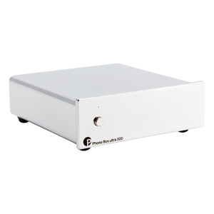 Pro-Ject Phono Box Ultra 500 Discrete MM/MC Phono Preamplifier