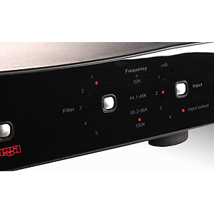 Rega - DAC - Digital to Analog Converter                     - Demo