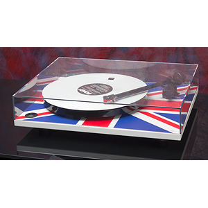 Rega - RP1 Turntable Limited Edtion Union Jack
