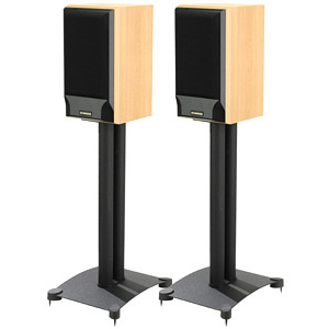 Sanus - Steel Foundations - Mark IV Speaker Stands