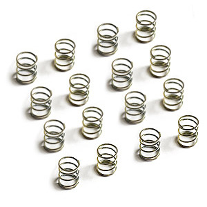 Solid Tech Extra Tension Springs For IsoClear 16 Each