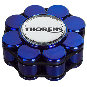 Thorens - Turntable Stabilizer - Acrylic Blue