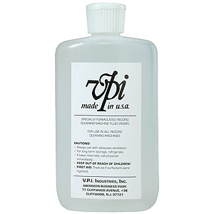 Vpi Record Cleaning Solution 8 Oz