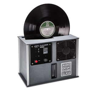 Audio Desk Vinyl Cleaner Pro Automatic Record Cleaning