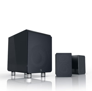 Bluesound  Duo D30 2.1 Sub/Sat System