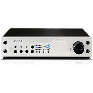 Benchmark DAC2 L Digital to Analog Converter