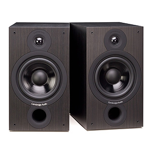 Cambridge Audio SX 60 Bookshelf Speakers