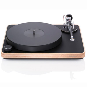Clearaudio Concept Wood Turntable with Black Satisfy Tonearm