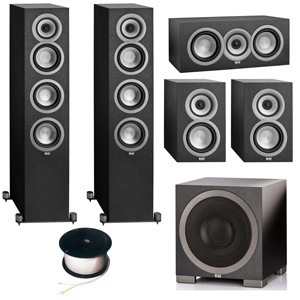 ELAC Uni Fi Home Theatre Package
