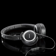 AKG  K451 Premium Foldable Mini Headphones