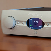 Audio Alchemy DDP 1 DAC/Preamp/Headphone Amp - Demo