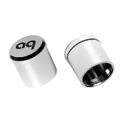 AudioQuest - XLR Input Noise-Stopper Caps for Female XLR - Pair