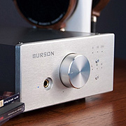 Burson Soloist Headphone Amplifier / Preamplifier