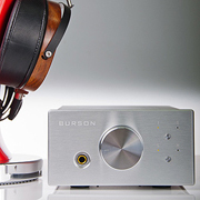 Burson Soloist SL MKII Headphone Amplifier - Demo